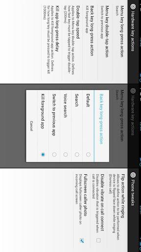 GravityBox - Xposed Tweek Box screenshot 2