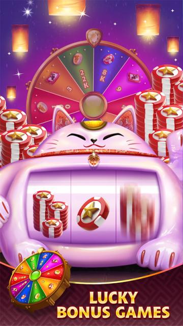 konami slots casino games