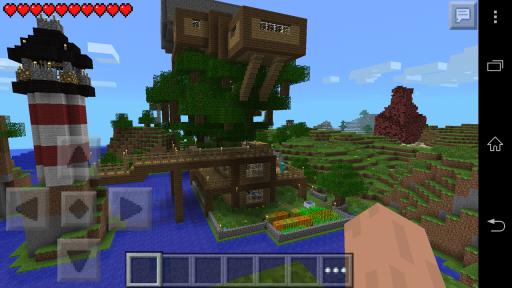 Minecraft - Pocket Edition screenshot 7