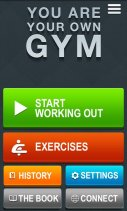 You Are Your Own Gym Screenshot