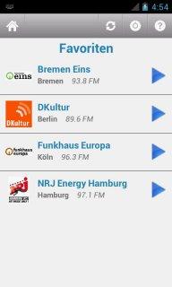 Deutsche Radio screenshot 5