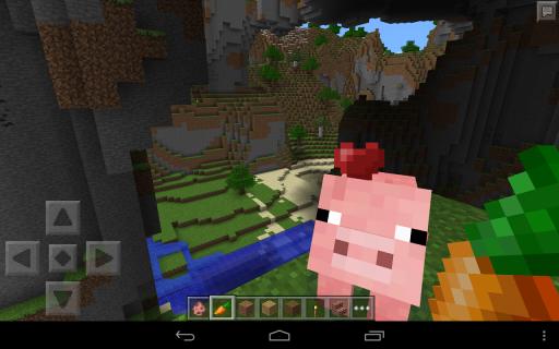 Minecraft - Pocket Edition screenshot 1