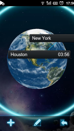Next Clock Widget screenshot 3