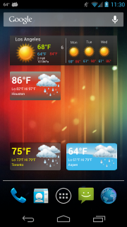All Weather screenshot 4