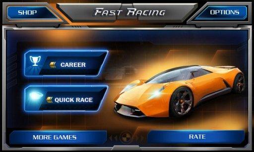 Fast Racing screenshot 3