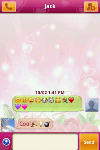 Handcent SMS Screenshot