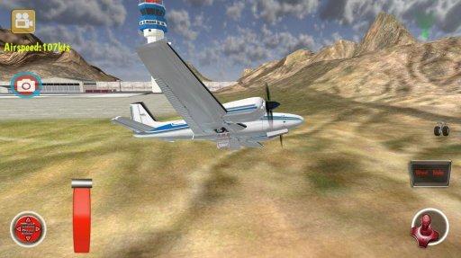 飞机3d飞行模拟器截图5