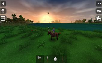 Survivalcraft Demo Screenshot