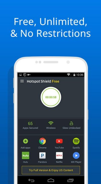 Hotspot shield free download windows 7 32 bit latest