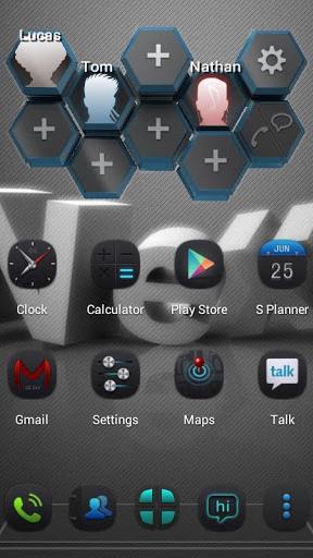 Next Contact Widget screenshot 1