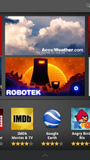 Samsung Apps screenshot 2