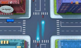 Cross Road Screenshot