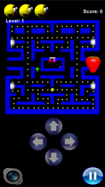 Free Download Pacman PC Games Full Version For Windows