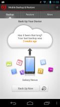 Mobile Backup & Restore Screenshot