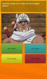 Naruto Quiz - Português screenshot 3