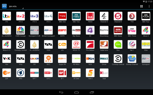 IPTV screenshot 4