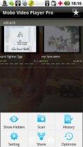 Mobo Video Player Pro Codec V5 Screenshot