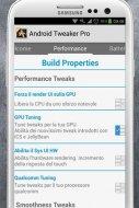 Android Tweaker (PRO) Screenshot
