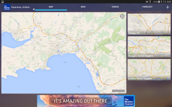 The Weather Channel Screenshot