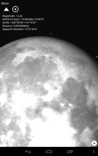 Stellarium Mobile Sky Map screenshot 21