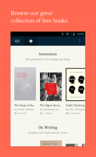 Readmill – ebook reader screenshot 8