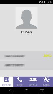ZeroApp screenshot 3
