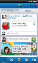 Heyzap Screenshot