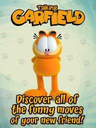 Talking Garfield Free screenshot 1