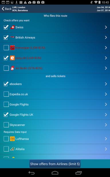 机场飞行+高级雷达屏幕截图