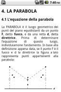 Matematica 2 Screenshot