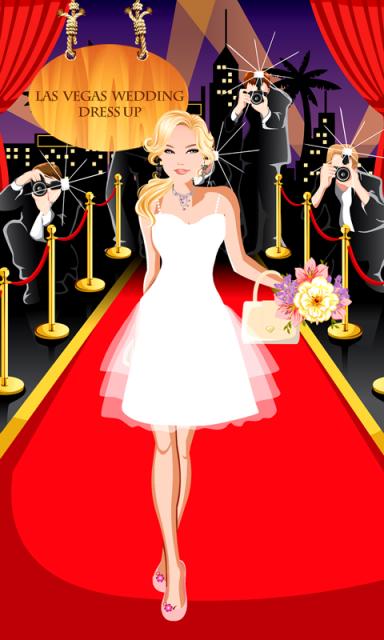Las vegas wedding dress up download apk for android for Las vegas wedding dress
