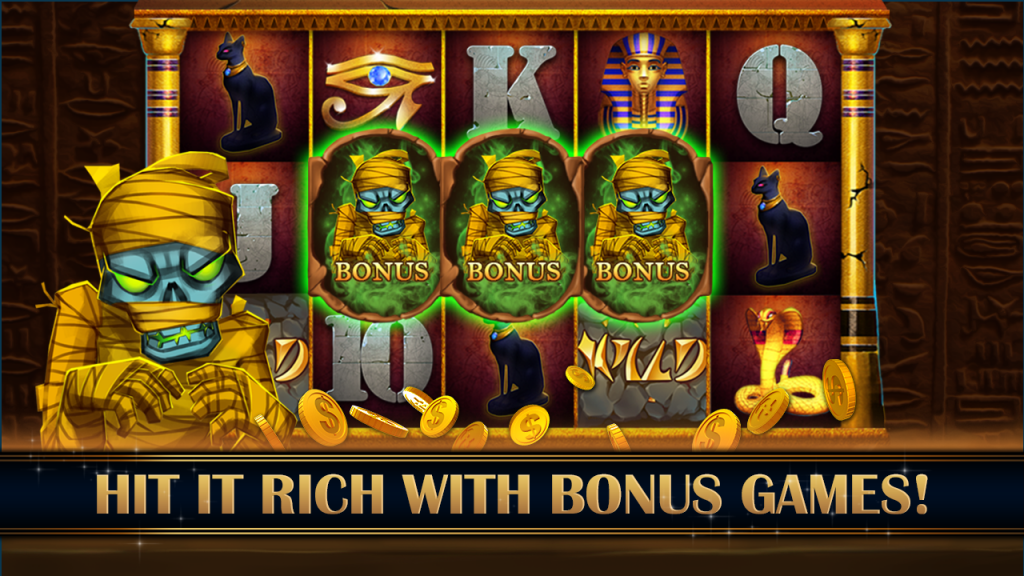 Pharaohs & Aliens Slot - Play Free Casino Slots Online