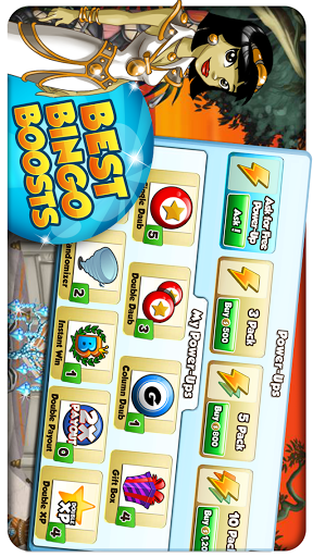 Bingo Blingo Screenshot