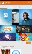 Aptoide Screenshot
