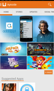 Aptoide screenshot 4