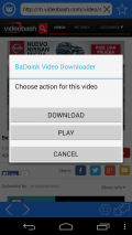 BaDoink Video Downloader PLUS Screenshot