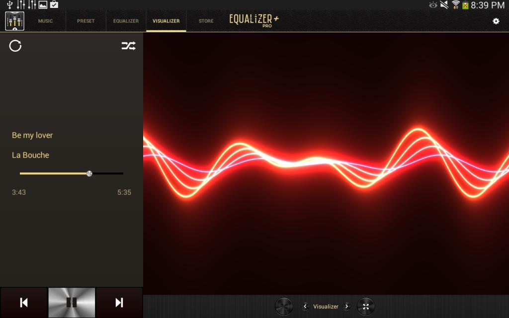 均衡器   专业版 (音乐播放器音量增强工具)