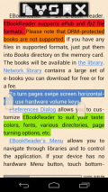 EBook Reader & EPUB Reader Screenshot