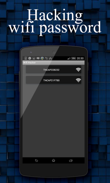 hacking wifi password apk for android aptoide