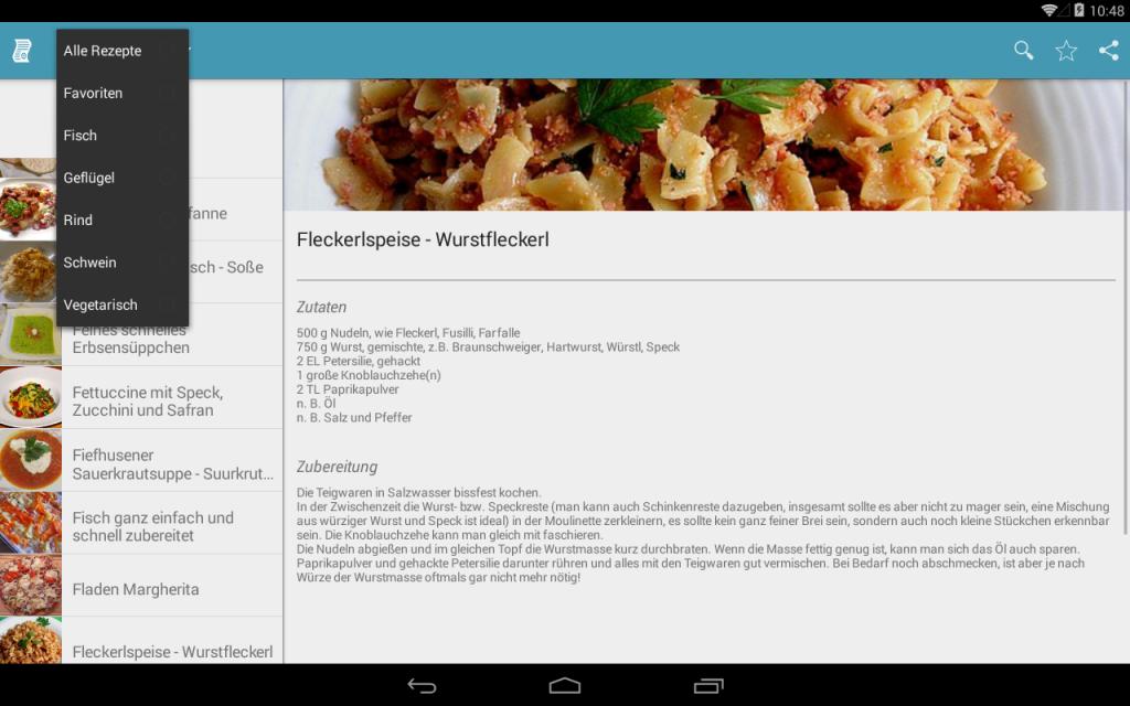 Schnelle Rezepte: Blitzrezepte 12 APK Download - ApkPlz