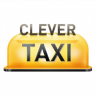 Clever Taxi Icon