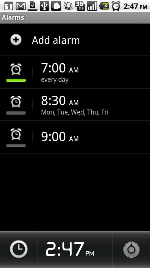 Alarm Clock Plus★ screenshot 1