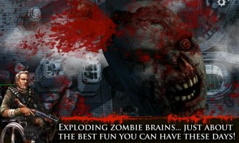 CONTRACT KILLER: ZOMBIES (NR) Screenshot