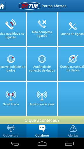TIM - Portas Abertas Screenshot