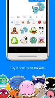 Facebook Messenger screenshot 4