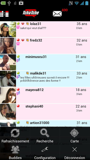 Tchatche : chat gratuit screenshot 2