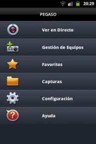 Pegaso Lite screenshot 4