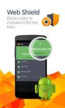 Mobile Security & Antivirus Screenshot