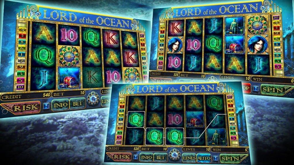 lord of ocean app