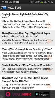 Mix.Hiphop Mixtapes screenshot 9